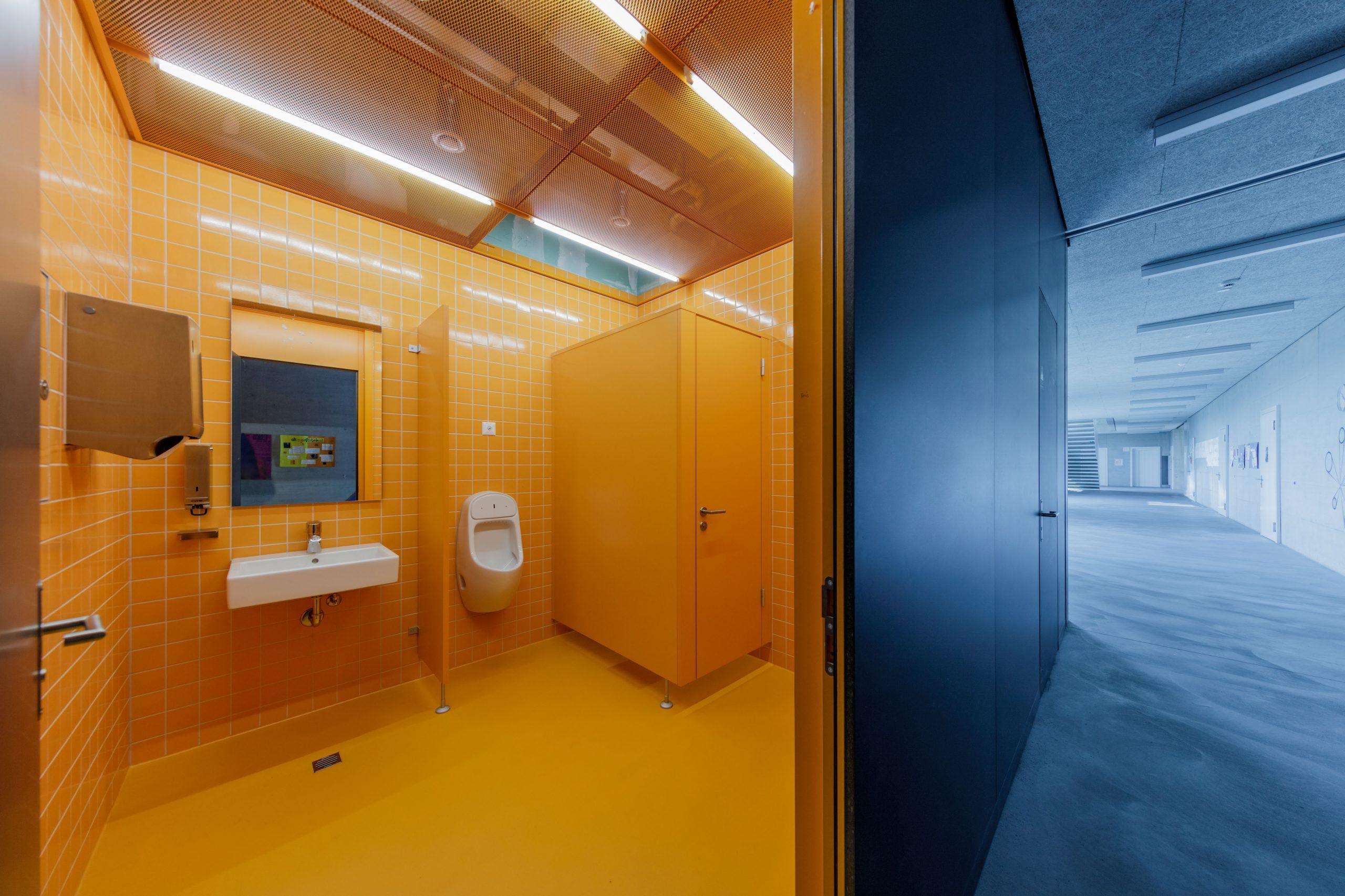 Toilettenanlage von Arotec in der Schweiz