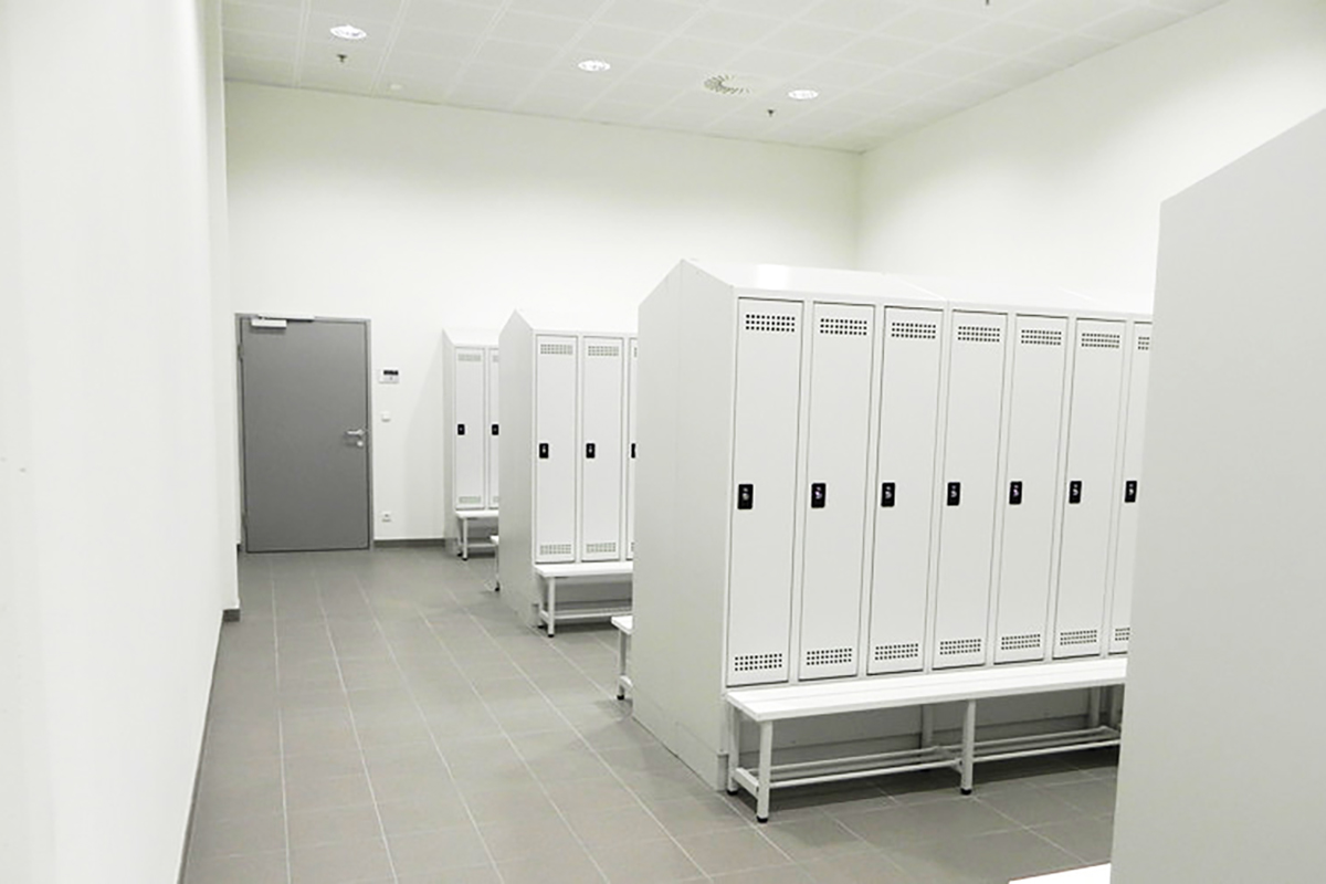 PST Klassik- Garderobenschrank System von Arotec